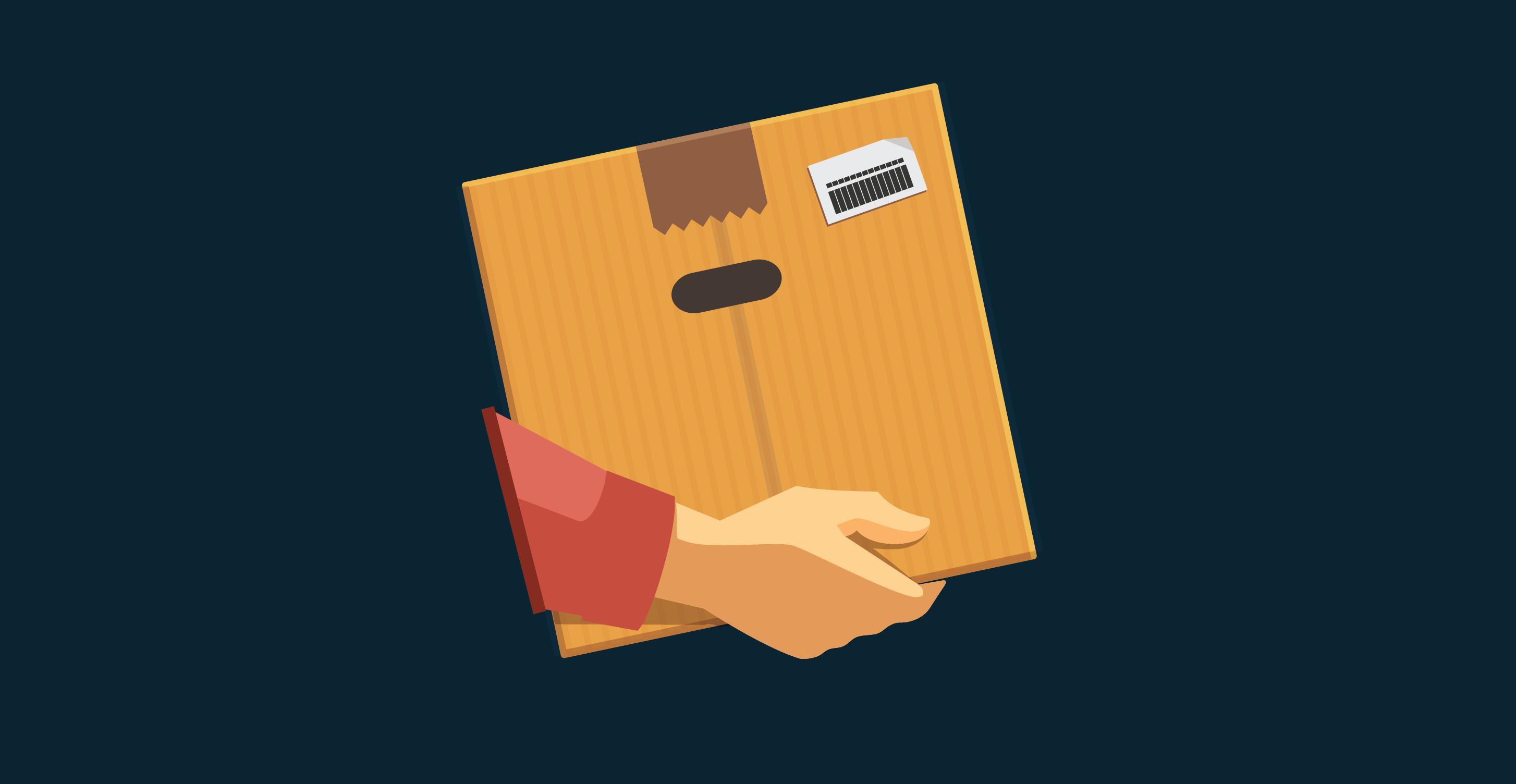 Como lidar com entregas em condomínio?