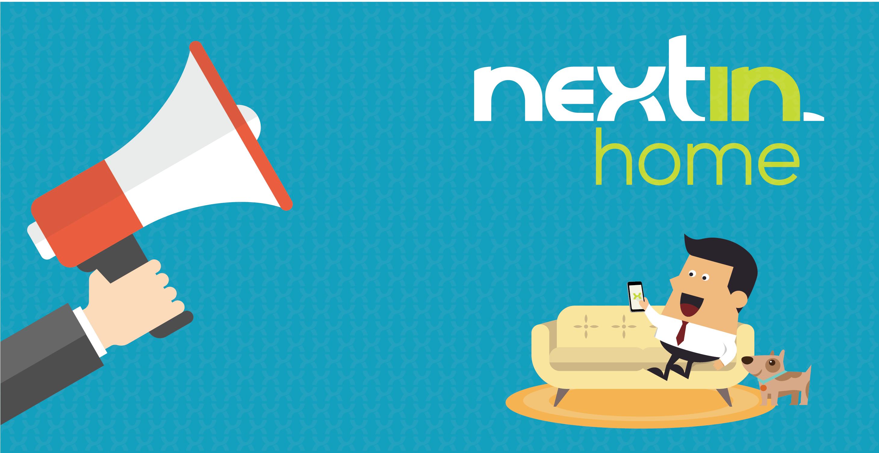 Módulo Ocorrências - Nextin Home