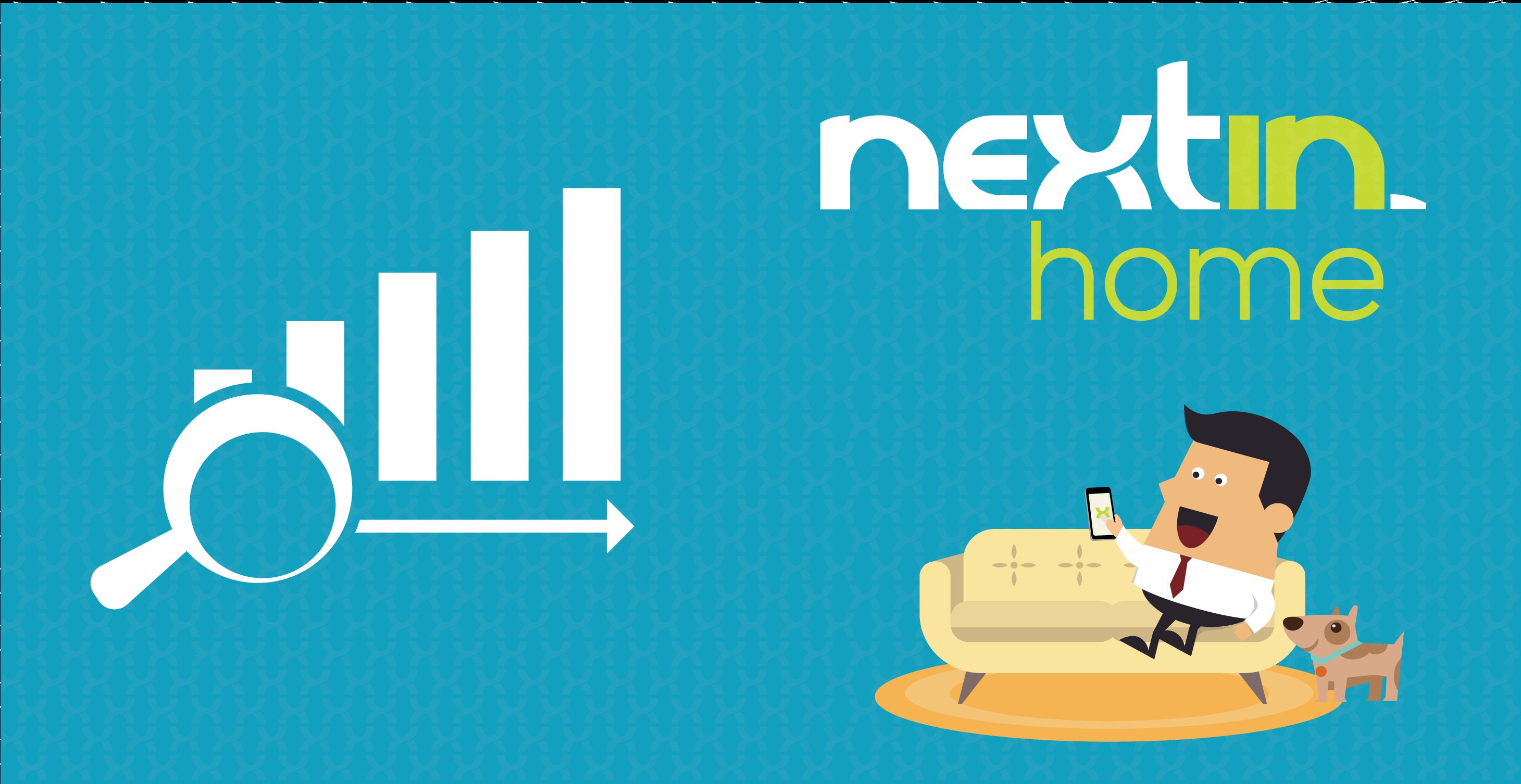 Módulo Relatórios - Nextin Home