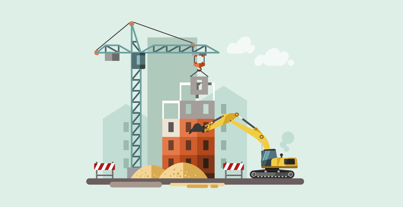 Normas para manutenção das construções