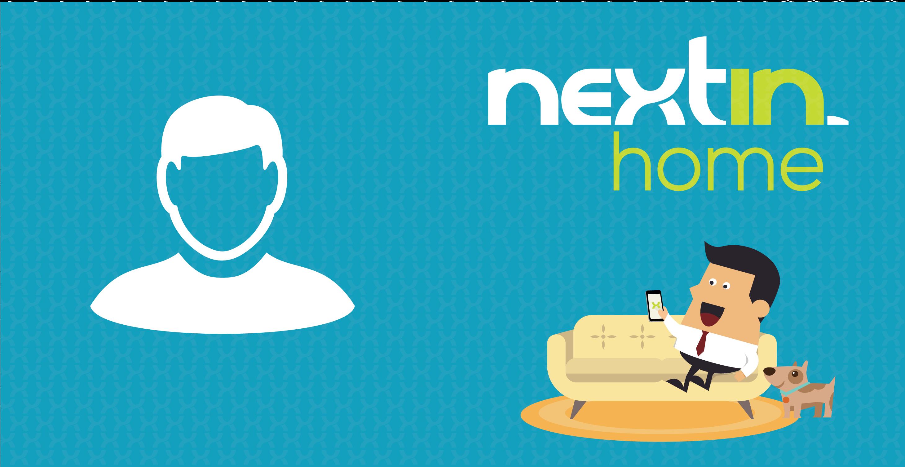 Usuário Personalizado - Nextin Home